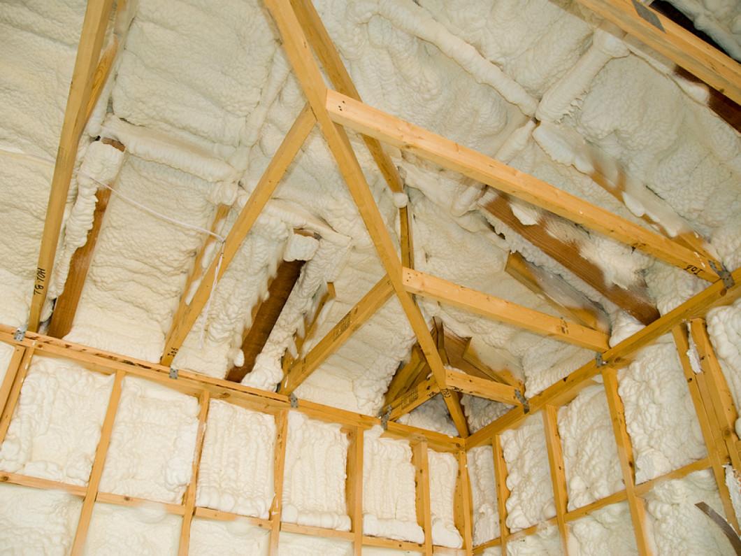 Spray Foam Insulation Services | Mandan & Bismarck, ND